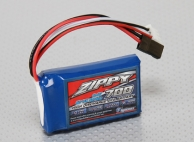 ZIPPY Flightmax 700mAh 6.6V 5C LiFePo4 Reciever Pack