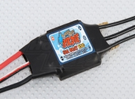 Birdie 50A Brushless Boat ESC w/3A BEC