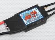 Birdie 70A Brushless Boat ESC w/5A BEC