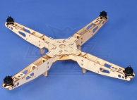 Hobbyking Mini QuadroCopter Frame with Motors (550mm)