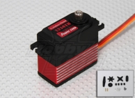 Power HD 1214TH Digital HV Titanium Gear Servo 57g/16kg/.12sec