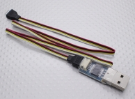 USB Adapter for Dianmu Flight Controller and Tiny OSD