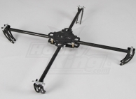 Turnigy Talon Carbon Fiber QuadroCopter Frame