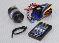 Hobbyking X-Car Brushless Power System 6100KV/100A