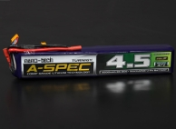 Turnigy nano-tech A-SPEC 4500mah 10S 65~130C Lipo Pack