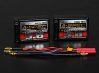 Turnigy nano-tech A-SPEC 4000mah 2S 65~130C Hardcase Lipo Saddle Pack