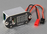 Turnigy 3 Function 5 Amp Ubec Voltage Display Switch