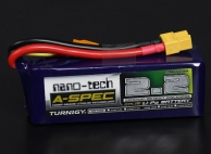 Turnigy nano-tech A-SPEC 2200mah 4S 65~130C Lipo Pack