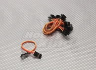 10CM Male to Male Servo Lead (JR) 26AWG (10pcs/set)