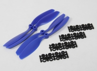 8040 SF Props 2pc Standard Rotation/2 pc RH Rotation (Blue)