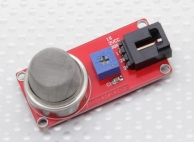 Arduino MQ-2 Gas Sensor, Smoke, Methane, Butane Detection