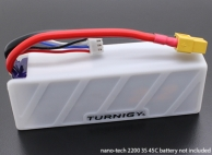 Turnigy Soft Silicone Lipo Battery Protector (White)
