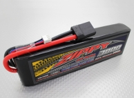 ZIPPY 3800mAh 2S1P 30C Lipo Pack (Suits TRA2866)