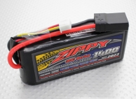 ZIPPY 1400mAh 3S1P 30C Lipo Pack (Suits TRA2823)