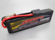 ZIPPY 5000mAh 3S1P 30C Lipo Pack (Suits TRA2872)
