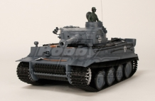 German Tiger I RC Tank RTR w/ Airsoft/Smoke & Tx