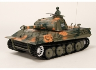 German Panther RC Tank RTR w/ Airsoft