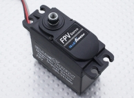 DMS18016MG 180-degree Travel FPV servo 9.60kg/0.07s/60g