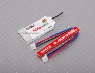 X8 R4 4Ch 2.4GHz Receiver (Mini JST plug)