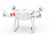 DJI Phantom 2 With 2.4GHz Radio and Intelligent Battery (Ready To Fly)