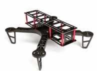 HobbyKing FPV250L Long Frame Quad Copter A Mini Sized FPV Multi-Rotor (kit)