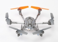 Walkera QR Y100 Wi-Fi FPV Mini HexaCopter IOS and Android Compatible (BNF)