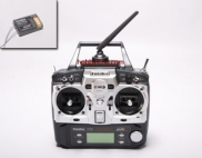 Futaba 7C 2.4GHz Heli w/R617FS Receiver (Mode 1)