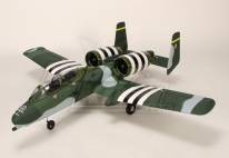 A-10 Warthog Fighter Jet w/ Twin 75mm EDF (Plug-n-Fly)