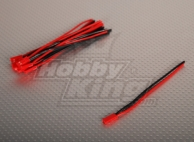 Male JST battery pigtail 10cm length (10pcs/bag)