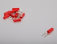 JST Female 2 pin connector set (10pcs/set)