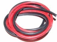 Silicon Wire 10AWG Super Soft (1mtr) RED