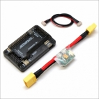 APM 2.5+ Assembled Set (Top entry) - uBlox LEA-6H GPS module