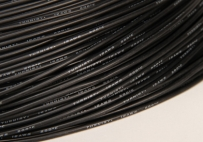 Turnigy Pure-Silicone Wire 18AWG (1mtr) Black