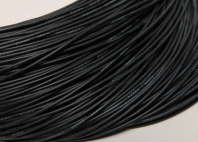 Turnigy Pure-Silicone Wire 24AWG (1mtr) Black