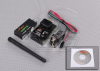 FrSky DF 2.4Ghz Combo Pack for Futaba w/ Module & RX (V2)