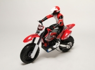 QRF400 Brushless 1:4 Scale RC Dirt Bike ARR