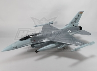 F-16 90mm EDF JET w/ Air Retracts (Grey version) (PNF)