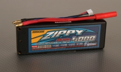 ZIPPY Flightmax 4000mAh 2S1P 25C