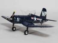 Micro F4U 5NL Corsair 550mm (PNF)