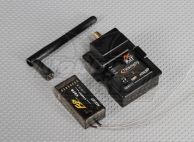 FrSky DJT 2.4Ghz Combo Pack for JR w/ Telemetry Module & V8FR RX