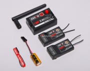 X8 2.4GHz Combo pack for Futaba W/ Module & RX