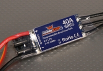 HobbyKing 40A BlueSeries Brushless Speed Controller