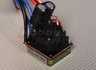 HobbyKing Brushless Car ESC 100A w/ Reverse (Upgrade version)