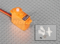 HK15168 Coreless Analog Micro Servo 8g / 1.2kg / 0.12s