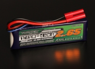 Turnigy nano-tech 2650mah 2S 45~90C Lipo Pack