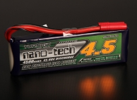 Turnigy nano-tech 4500mAh 2S 45~90C Lipo Pack