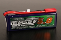 Turnigy nano-tech 5000mAh 3S 45~90C Lipo Pack