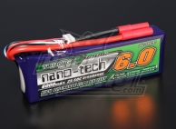 Turnigy nano-tech 6000mAh 3S 25~50C Lipo Pack