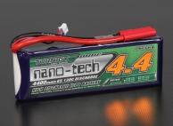 Turnigy nano-tech 4400mAh 2S 65~130C Lipo Pack