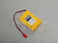 Futaba AA 1000mAh Receiver Battery Ni-CD 4.8V